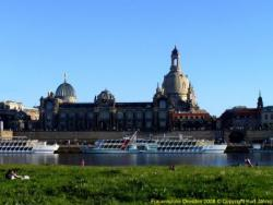Experience Dresden by ship
