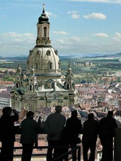 The myth of the baroque Dresden