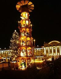 The Magic of Christmas in Dresden