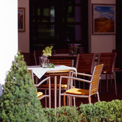 Relax on our sun terrace.